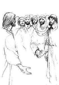 Jesús discípulos